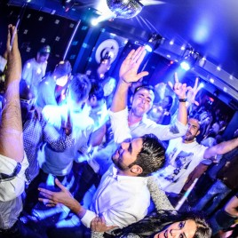 Party im Goose Club Hamburg