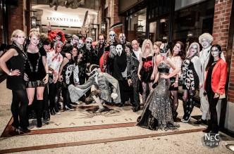 Halloween Party Privilieg Hamburg