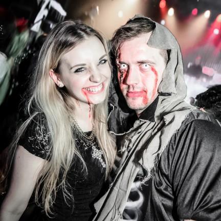 Halloween Party Große Freiheit 36 Hamburg