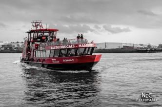 Hamburger Hafen Fähre
