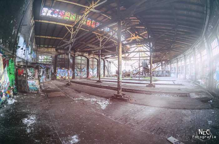 Hamburg Lost Place