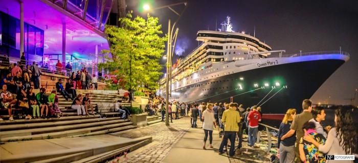 Hamburg Queen Mary Langnese Afterwork